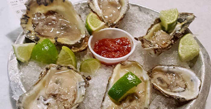 Oyster tray