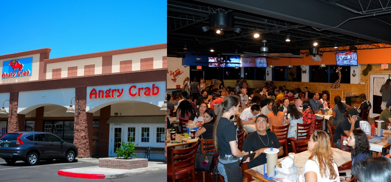 5 Years of Angry Crab Shack Growth