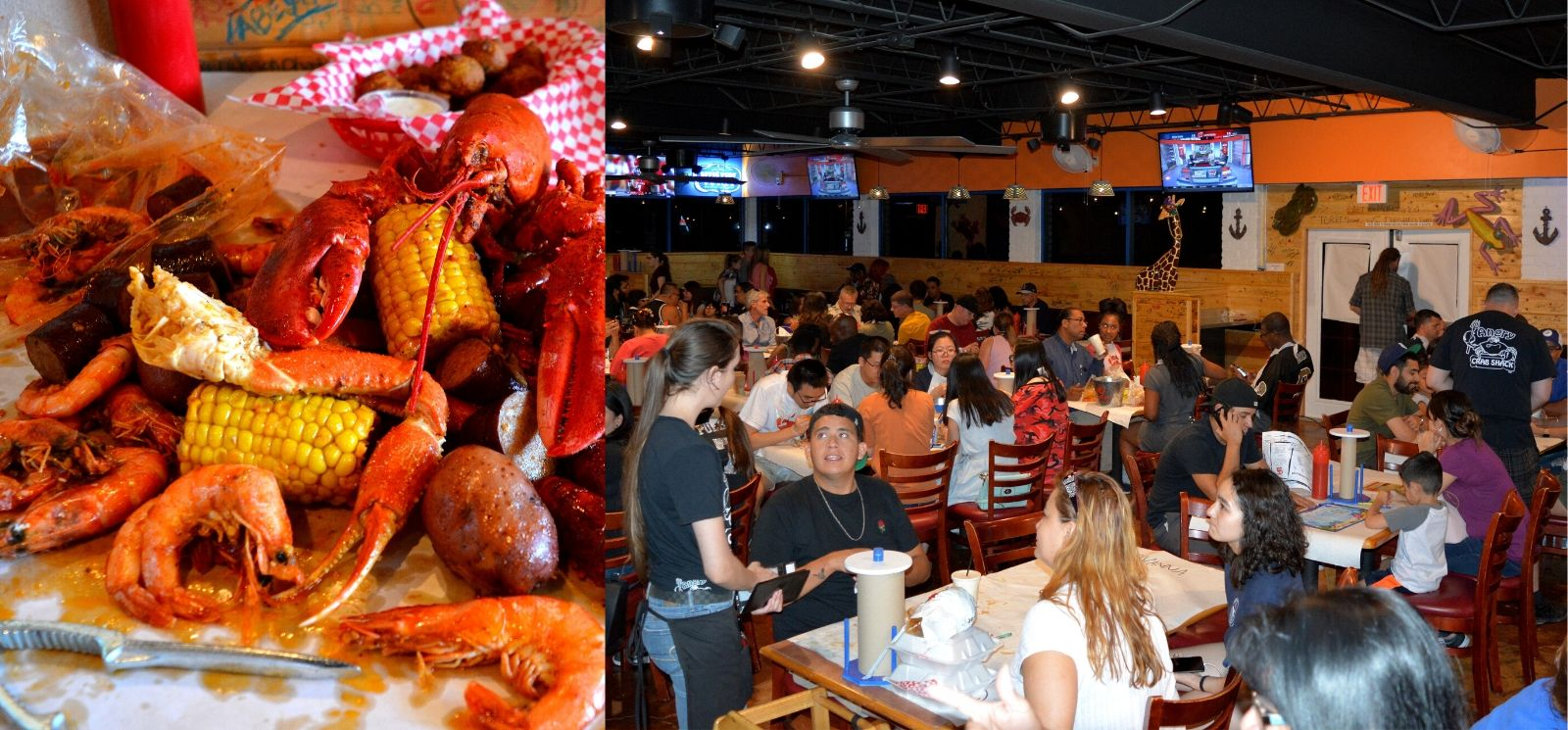 4 Restaurant Trends that Signal Success for Angry Crab Shack Franchise Owners