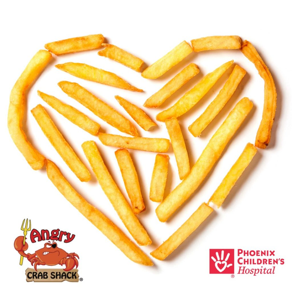 French Fry Heart
