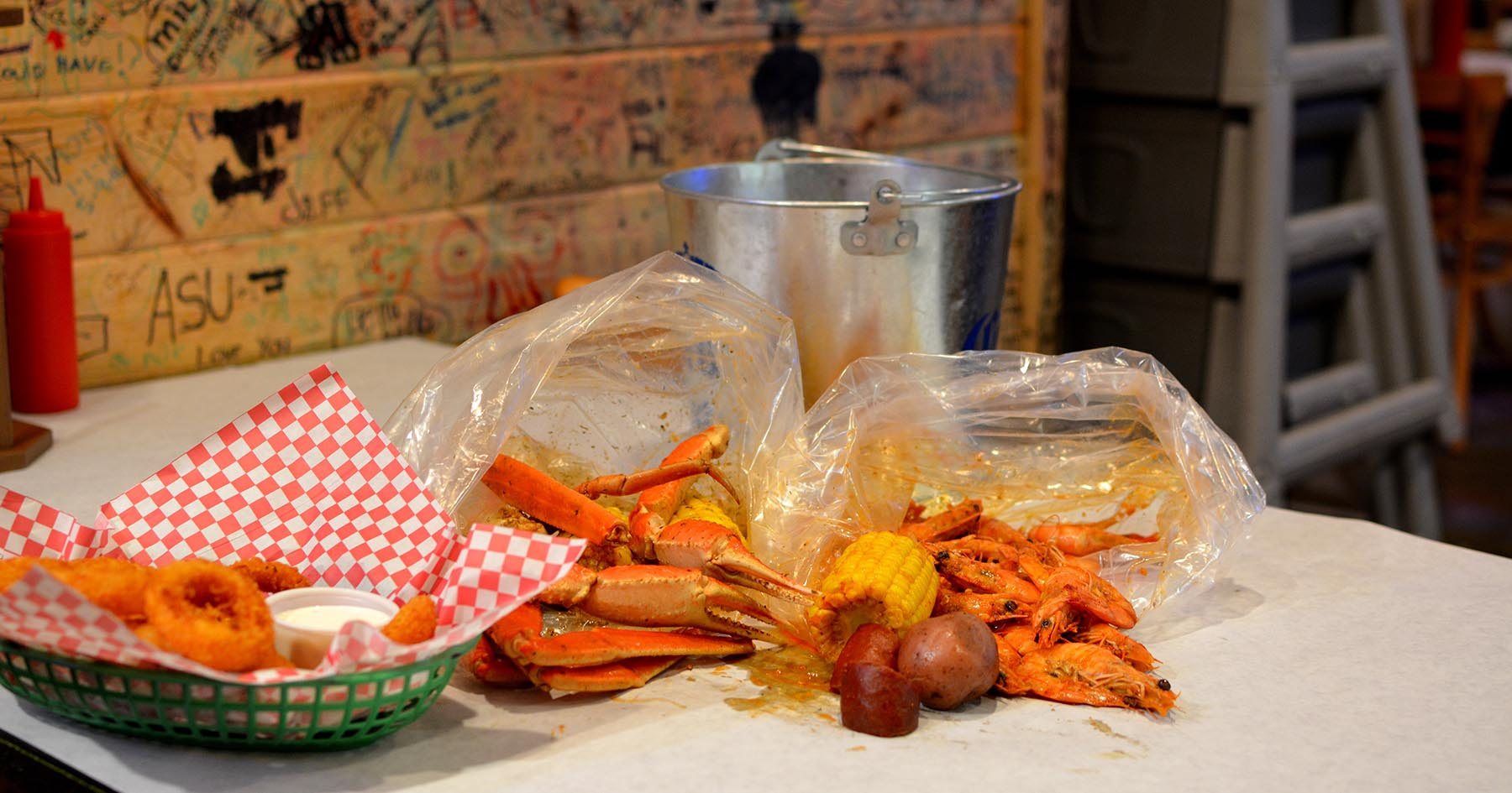 When Its Doors Shut, Opportunity Opened For Angry Crab Shack