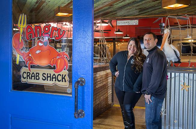 Rick and Dana Angry Crab Shack Franchise Owners