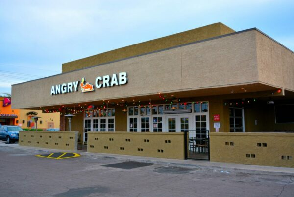 Angry Crab Shack Franchise